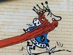obraz is the king.jpg