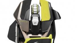 R.A.T. Pro X - najbardziej innowacyjna mysz na świecie LIFESTYLE, IT i technologie - Wymieniane sensory, ślizgacze, a nawet powierzchnia scrolla. Poza tym wymienne panele boczne i analogowe sensory wychylenia scrolla - to wszystko spowodowało, że mysz Mad Catz R.A.T. Pro X otrzymała tytuł CES Innovation Award 2015.