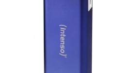 Powerbank Intenso uchroni przed utratą energii LIFESTYLE, IT i technologie - Największą zmorą użytkowników smartfonów jest bateria rozładowująca się zawsze w najmniej oczekiwanym momencie. By uchronić się przed taką sytuacją warto wyposażyć się w powerbank.