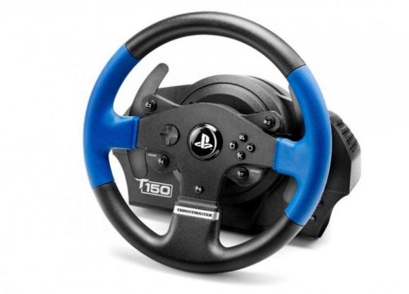 """Thrustmaster: weź udział w rajdzie LIFESTYLE, IT i technologie - Rajdy samochodowe, to sport, który potrafi dostarczyć adrenaliny. Chociaż wielu """"zwykłych śmiertelników"""" nie może pozwolić sobie na udział w największych wyścigach świata, nic nie stoi na przeszkodzie, by wcielić się w kierowcę WRC czy F2 przed konsolą."""