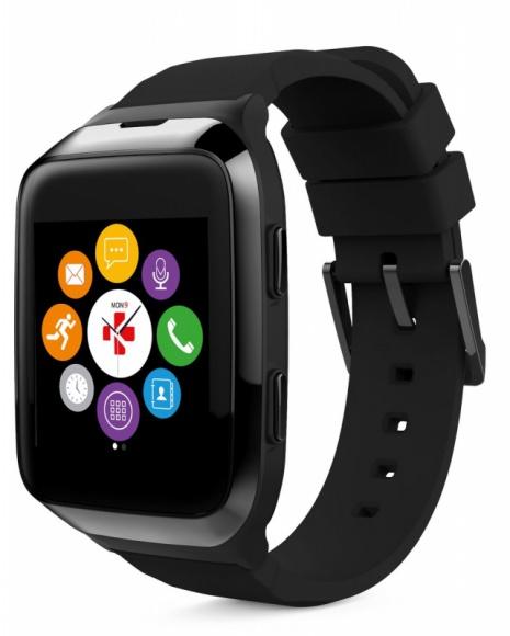 MyKronoz ZeSplash2: wodoodporny smartwatch z mikrofonem i głośnikiem LIFESTYLE, IT i technologie - MyKronoz zaczyna śmiało działać na rynku produktów wearables. Świadczą o tym coraz bardziej zaawansowane, a przede wszystkim funkcjonalne urządzenia szwajcarskiego producenta. Kolejnym tego typu przykładem jest najnowszy model ZeSplash2.