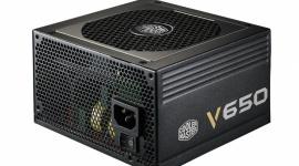 """Cooler Master V650 już w sprzedaży LIFESTYLE, IT i technologie - Nie tak dawno Cooler Master zaprezentował nową serię zasilaczy """"V"""". Produktem z tej serii, który z uwagi na zakres mocy powinien wzbudzić zainteresowanie szerokiej grupy odbiorców jest model V650, który właśnie pojawił się w sprzedaży."""