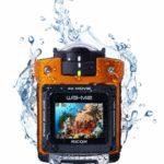 RICOH WG-M2 Wodo- i wstrząsoodporna kamera z ultra szerokokątnym obiektywem 204