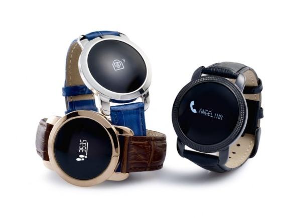 ZeCircle Premium: smartwatch dla estetów LIFESTYLE, IT i technologie - Dla osób ceniących sobie w smartwatchach nie tylko funkcjonalność, ale również elegancki wygląd, MyKronoz przygotował model ZeCircle Premium.