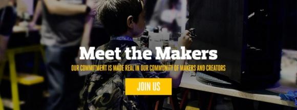 PC-towi artyści, czas połączyć siły! LIFESTYLE, IT i technologie - Używanie PC-eta do twórczych celów nie jest najczęściej spotykaną metodą wyrażania siebie. Wielu artystów może mieć przez to problem z nawiązaniem kontaktu z innymi, podobnymi im pasjonatami. Rozwiązaniem ich problemu może być portal Maker.