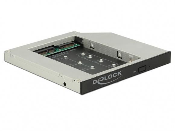 Delock – jak ożywić starego laptopa LIFESTYLE, IT i technologie - Świat technologii pędzi jak szalony. Wiedzą o tym użytkownicy laptopów, w których wymiana podzespołów nie jest możliwa, a kupno nowego sprzętu wiąże się z dużymi kosztami. Na szczęście zawsze można skorzystać z takich adapterów jak ramka 5,25 Combo od firmy Delock.