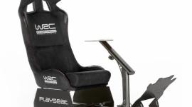 Wystartuj w rajdzie WRC LIFESTYLE, IT i technologie - Playseat nie spoczywa na laurach i cały czas stara się rozwijać swoje produkty, tak, by swoim klientom zapewnić jak największy komfort użytkowania. Tym razem producent zajął się modyfikacją popularnego fotela Evolution, tworząc WRC – siedzisko nowej generacji.