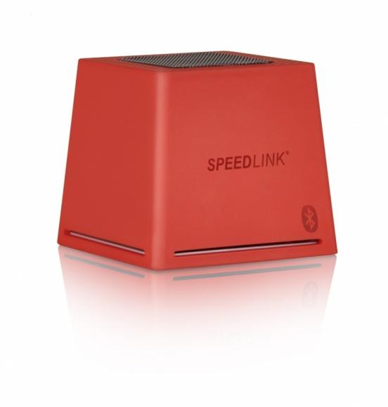 Zabierz muzykę ze sobą LIFESTYLE, IT i technologie - Coraz więcej firm poszerza swoja ofertę o głośniki mobilne, które dzięki kompaktowym rozmiarom i ciekawym kształtom są chętnie kupowane przez młodych miłośników muzyki. Speedlink postawił na urządzenie, które zmieści się w najmniejsze zakamarki...