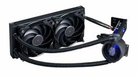 Chłodzenie, które poskromi najmocniejszego PC-ta LIFESTYLE, IT i technologie - Mocny PC-et wymaga wydajnego chłodzenia. Potężne procesory szybko się przegrzewają,przez co są narażone na uszkodzenia. Dlatego Cooler Master oddaje użytkownikom chłodzenie wodne MasterLiquid Pro, wspierane przez serię wentylatorów MasterFan Pro i past MasterGel i MasterGel Pro.