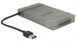 """By nigdy nie zabrakło miejsca na dyskach LIFESTYLE, IT i technologie - Choćby nie wiadomo w ile """"twardzieli"""" wyposażył się użytkownik, prędzej czy później i tak wypełni je wszystkie. A gdy na dodatek przestrzeni na kolejne dyski brak, wtedy z pomocą może przyjść konwerter USB 3.0 od firmy Delock."""