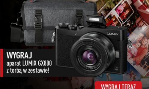 Ruszył świąteczny konkurs Panasonic – wygraj aparat Lumix GX800